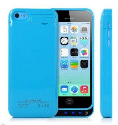 iphone 5c case charger for iphone 5 5s 5c 2200mah backup external battery charger 6950